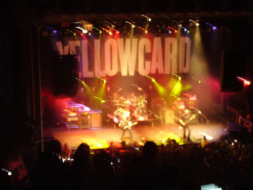 2011 Tour Dates Yellowcard