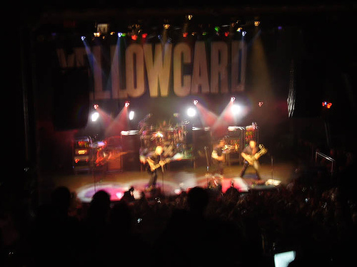 Dates Yellowcard Tour 2011