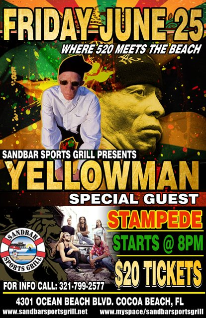 Yellowman Los Angeles