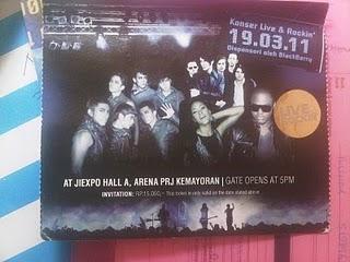 Concert Yesterday