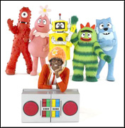 Yo Gabba Gabba Tickets Sarofim Hall Hobby Center