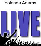 Yolanda Adams Lake Charles Civic Center Arena