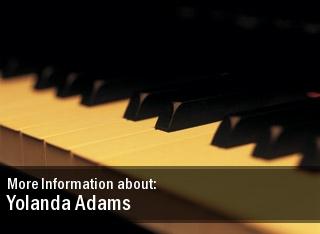 Yolanda Adams Lake Charles