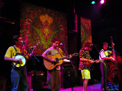 Yonder Mountain String Band Tour 2011 Dates