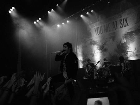 You Me At Six Show 2011