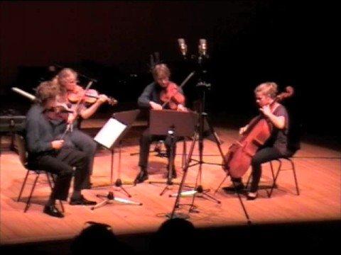 Concert Ysaye String Quartet