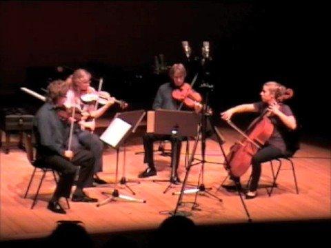 Ysaye String Quartet 2011 Show