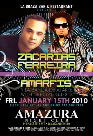 Zacarias Ferreira Atlantic City NJ