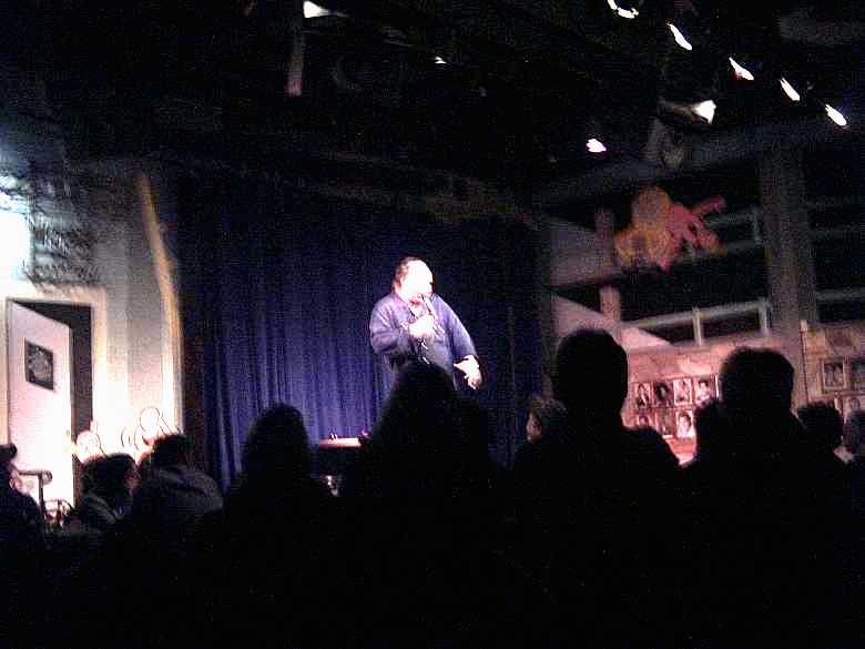 Zanies Comedy Night Club Studio Theatre At Pheasant Run
