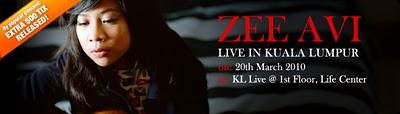 2011 Zee Avi Show