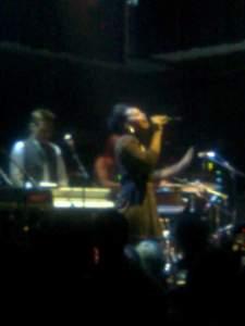 Dates Tour Zero 7 2011