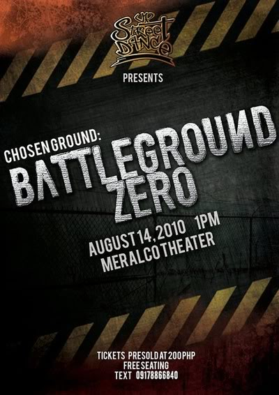 Concert Zero Ground Battle