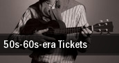 A Fall Doo-Wop Spectacular Bergen Performing Arts Center tickets