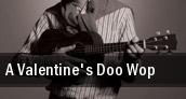 A Valentine's Doo Wop Count Basie Theatre tickets