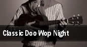 Classic Doo Wop Night tickets