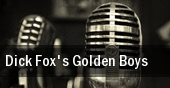 Dick Fox's Golden Boys Keswick Theatre tickets