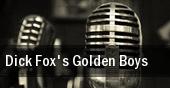 Dick Fox's Golden Boys Silver Legacy Casino tickets
