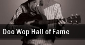 Doo Wop Hall of Fame Mashantucket tickets