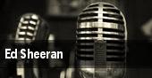Ed Sheeran Oracle Arena tickets