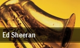 Ed Sheeran Spreckels Theatre tickets