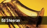 Ed Sheeran T tickets