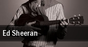 Ed Sheeran Warfield tickets