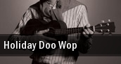 Holiday Doo Wop Warner Theatre tickets