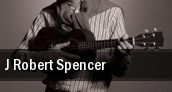 J. Robert Spencer tickets