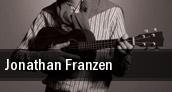 Jonathan Franzen Davis tickets
