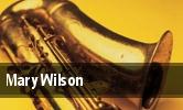 Mary Wilson Houston tickets