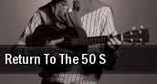 Return to the 50 s tickets