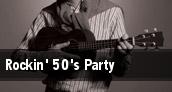 Rockin' 50's Party tickets