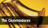 The Commodores Emerald Queen Casino tickets