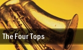 The Four Tops The Hanover Theatre for the Performing Arts tickets