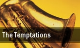 The Temptations Evansville tickets