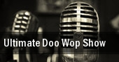 Ultimate Doo Wop Show Hoyt Sherman Auditorium tickets