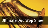 Ultimate Doo Wop Show North Charleston Performing Arts Center tickets