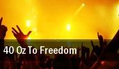 40 Oz To Freedom El Rey Theatre tickets