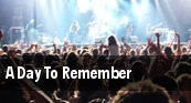 A Day To Remember San Jose tickets