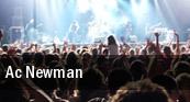 AC Newman Bowery Ballroom tickets