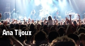 Ana Tijoux tickets