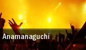 Anamanaguchi The Basement tickets