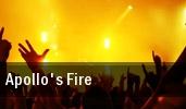 Apollo's Fire tickets