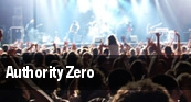 Authority Zero Portland tickets