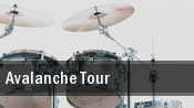 Avalanche Tour Darling's Waterfront Pavilion tickets