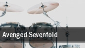 Avenged Sevenfold Mount Pleasant tickets