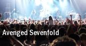 Avenged Sevenfold Reading tickets