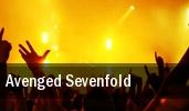Avenged Sevenfold San Diego tickets