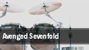 Avenged Sevenfold Santander Arena tickets