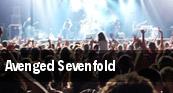 Avenged Sevenfold Scranton tickets